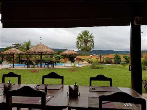 Hotel Villa Chiquitana Restaurant