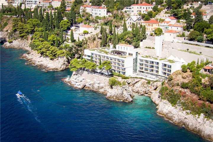Villa Dubrovnik Aussenansicht