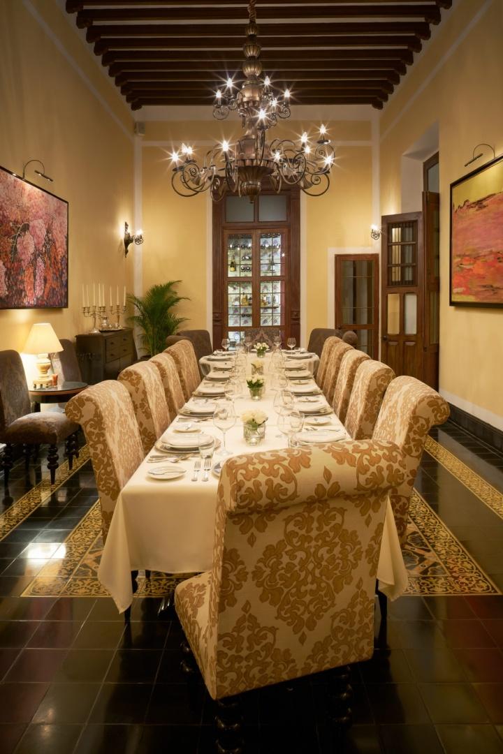 Casa Lecanda Restaurant