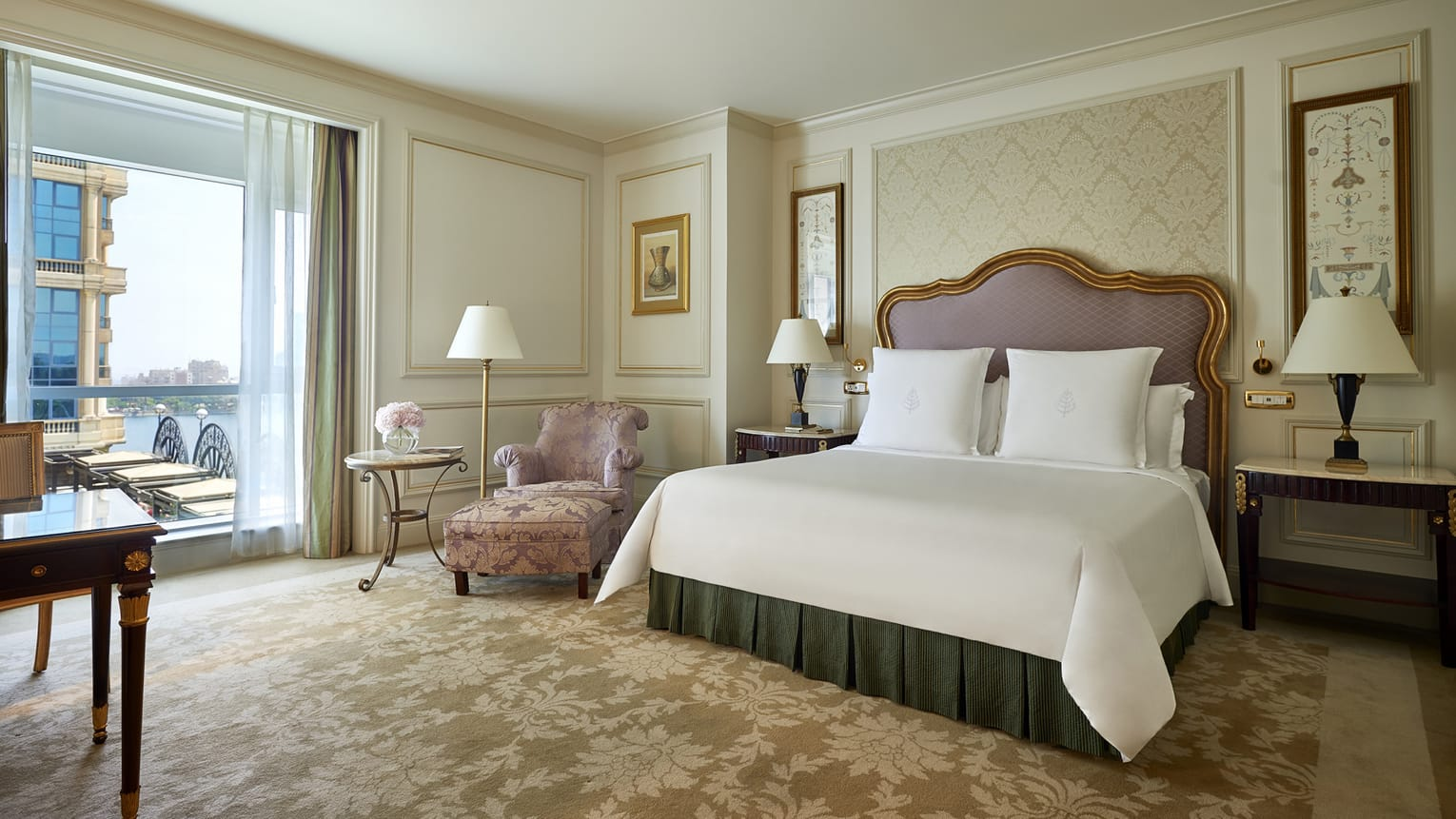 Four Seasons Hotel Cairo at the First Residence Superior Zimmer