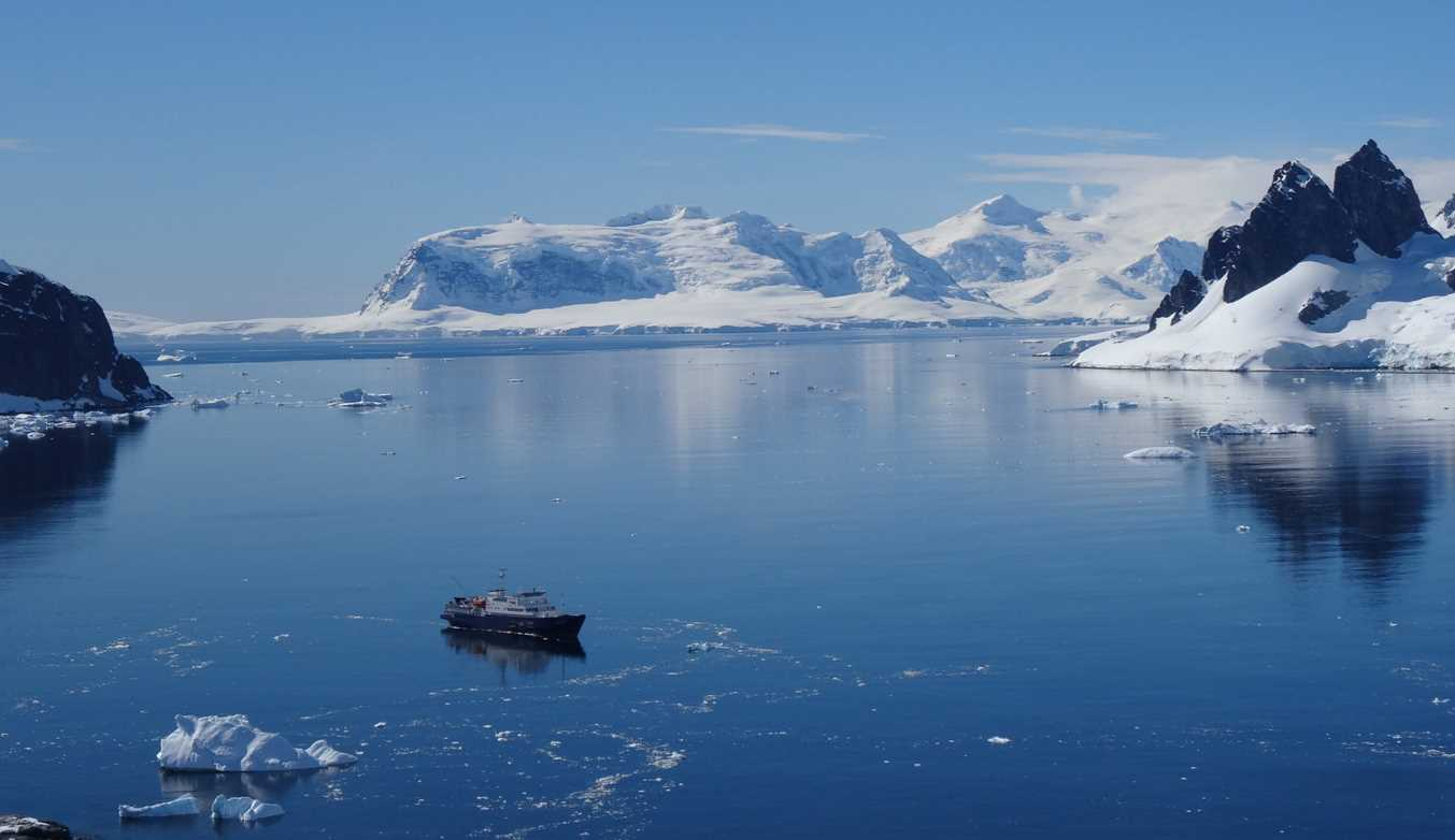 Ortelius Antarctica