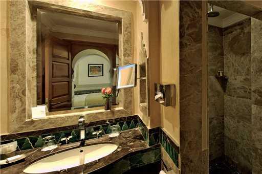 Palais Faraj Suites & Spa Badezimmer