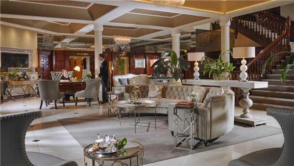 Hayfield Manor Hotel Cork Empfangsbereich