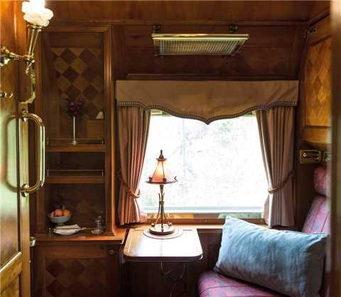 Eastern & Oriental Express Abteil