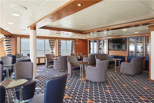Silverseas Cruises Silver Explorer Lounge
