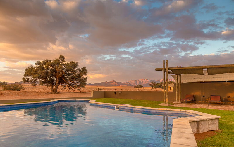 Sossusvlei Lodge Pool