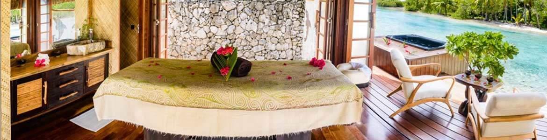 Vahine Private Island Resort Spa