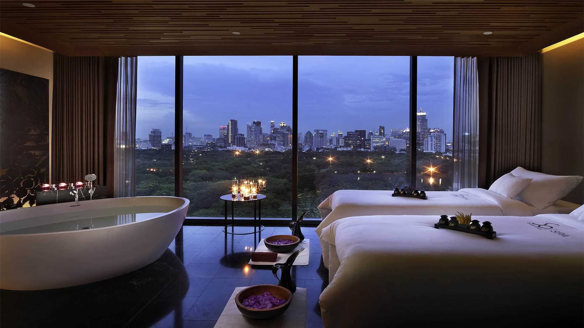 SO Sofitel Bangkok Spa