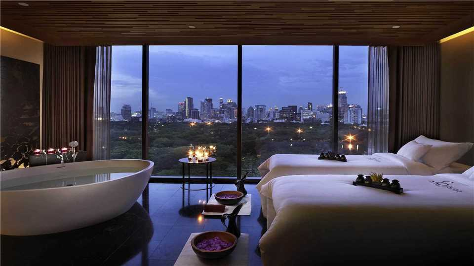 SO Sofitel Bangkok Spa