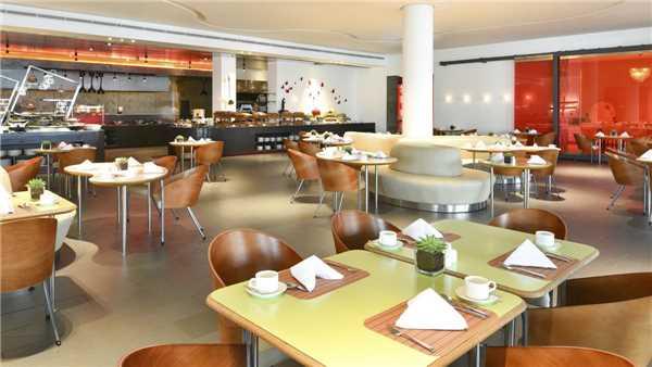 Kempinski Hotel Ishtar Restaurant