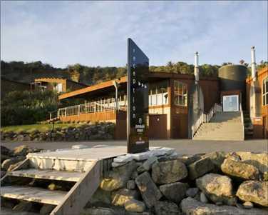 Punakaiki Resort Außenansicht