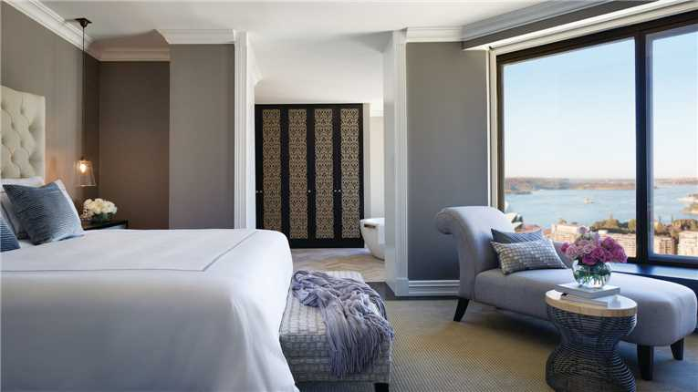 Four Seasons Sydney Suite