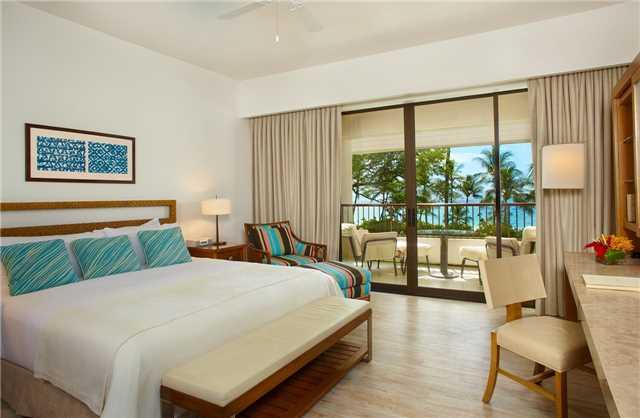 Mauna Kea Beach Hotel Zimmer