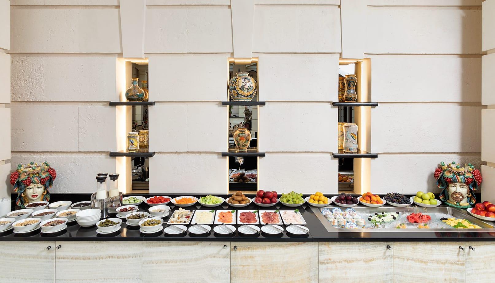 Ortea Palace Luxury Hotel Frühstück