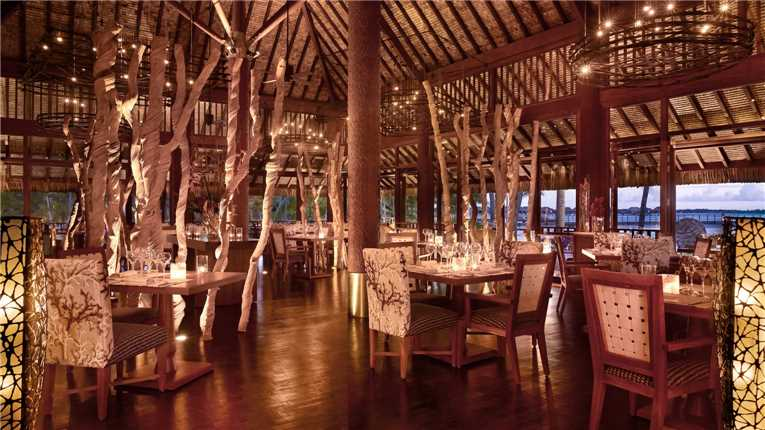 Four Seasons Resort Bora Bora Restaurant