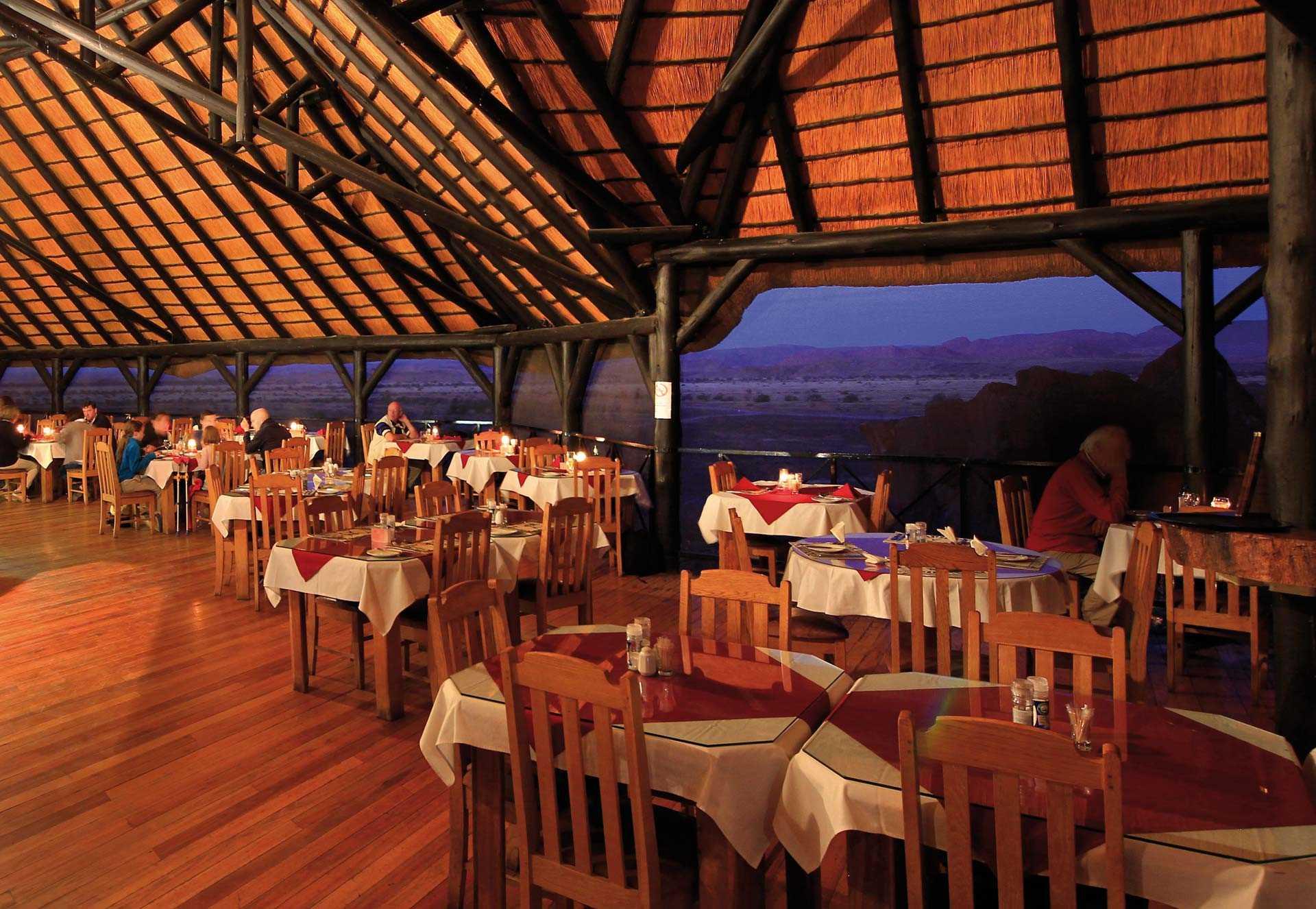 Twyfelfontein Country Lodge Restaurant