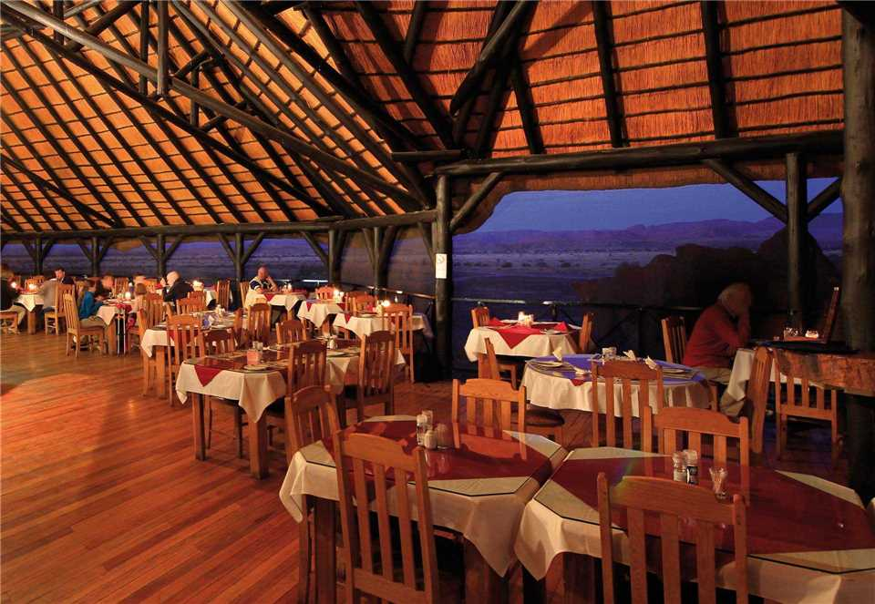 Twyfelfontein Country Lodge Restaurant