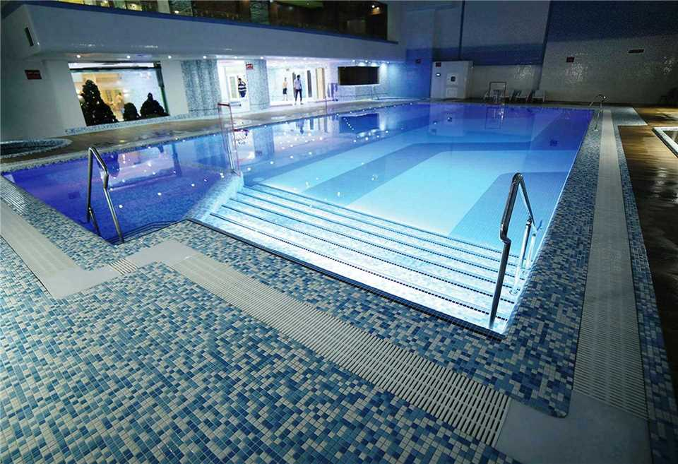 Sinoor Grand Hotel Pool