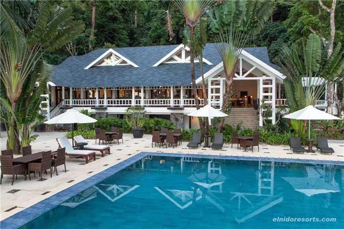 El Nido Resort Lagen Island Pool