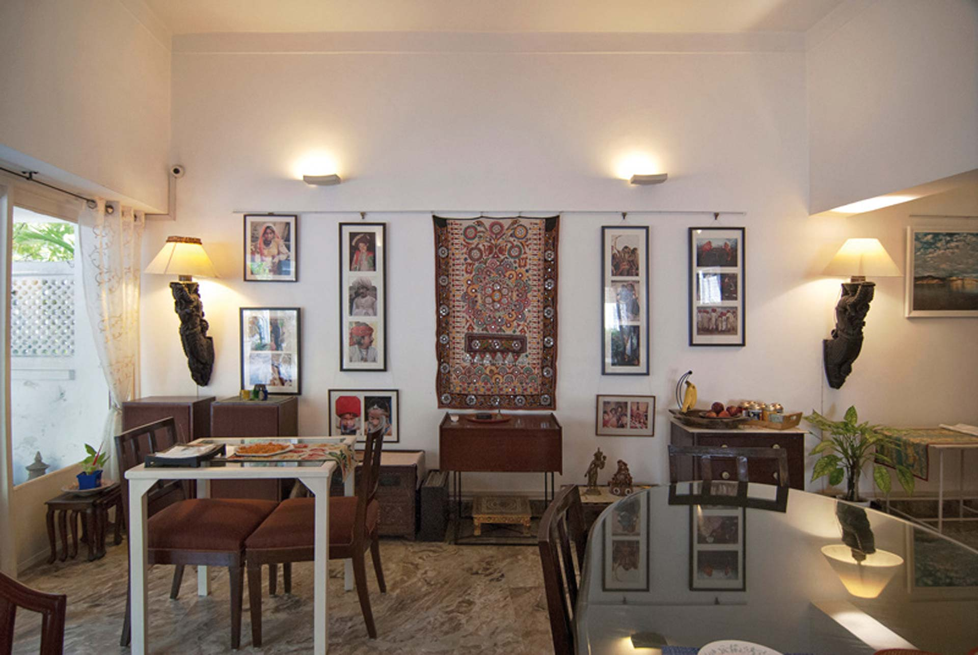 Haveli Hauz Khas Restaurant