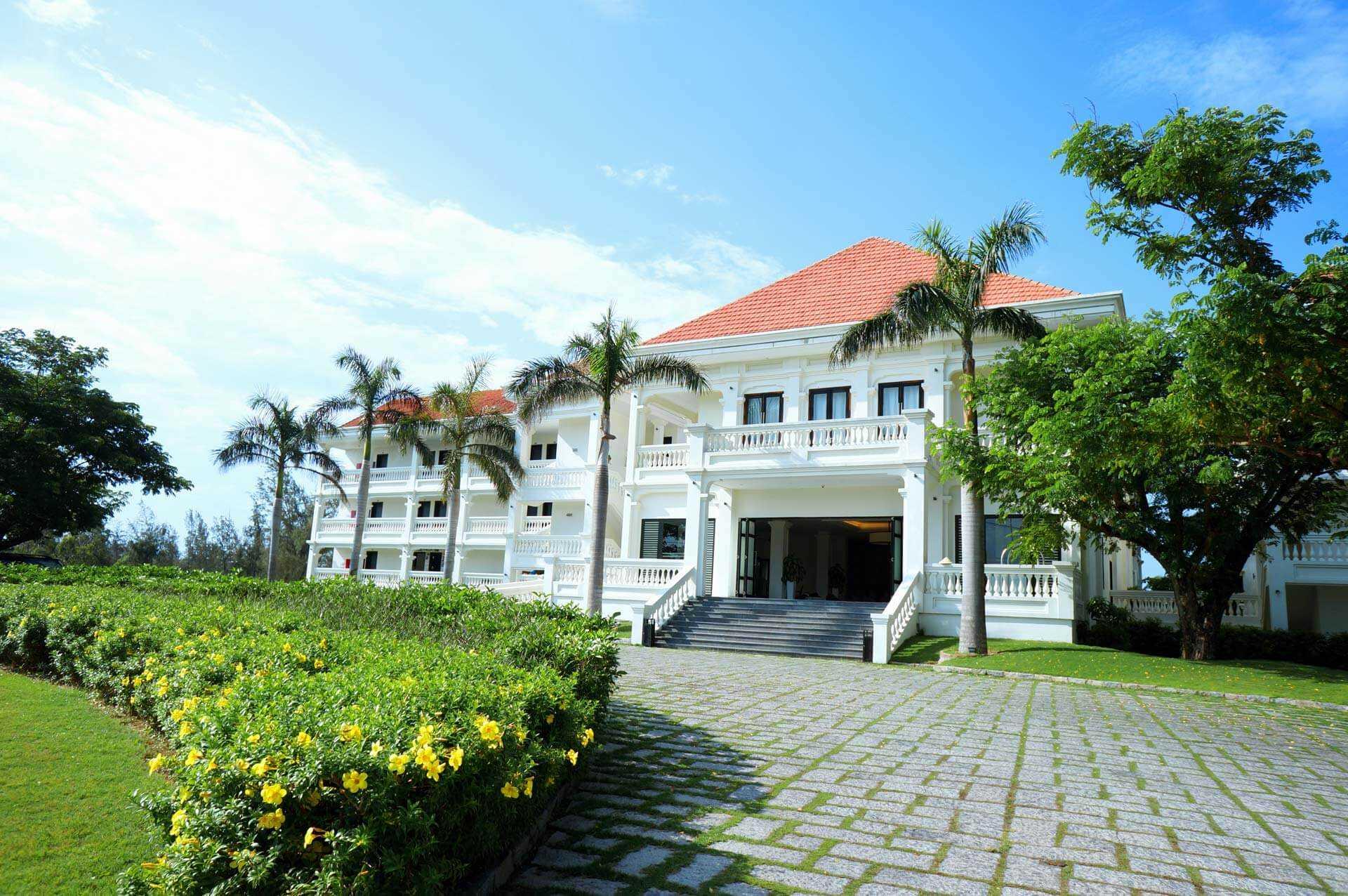Boutique Hoi An Resort Hotelansicht