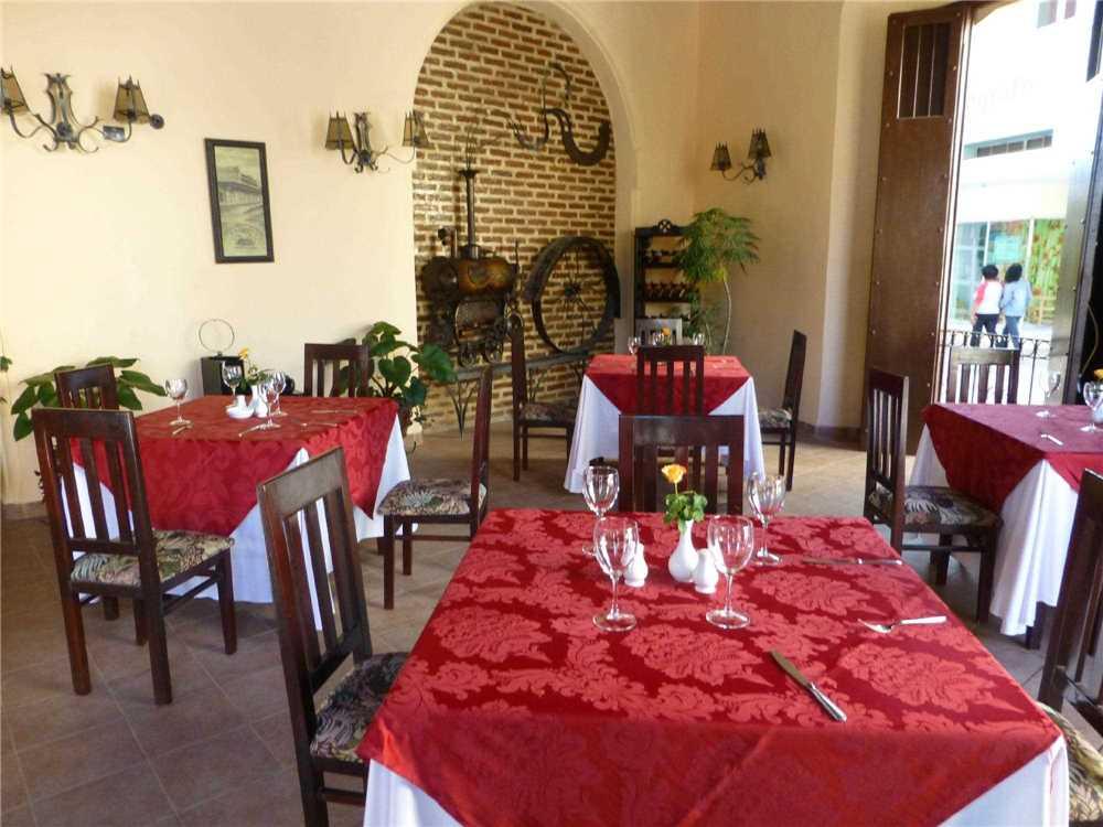 Encanto Camino de Hierro Restaurant