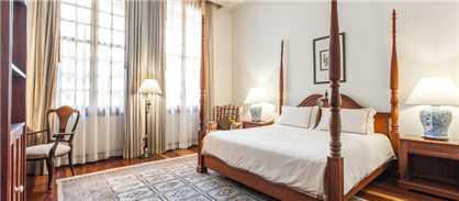 Settha Palace Hotel Doppelzimmer