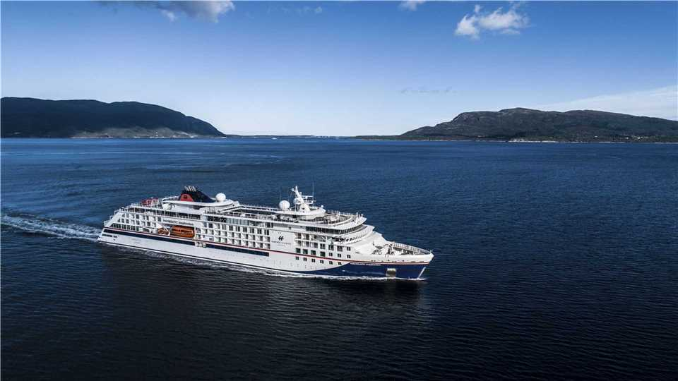Hanseatic Inspiration Schiff in Norwegen