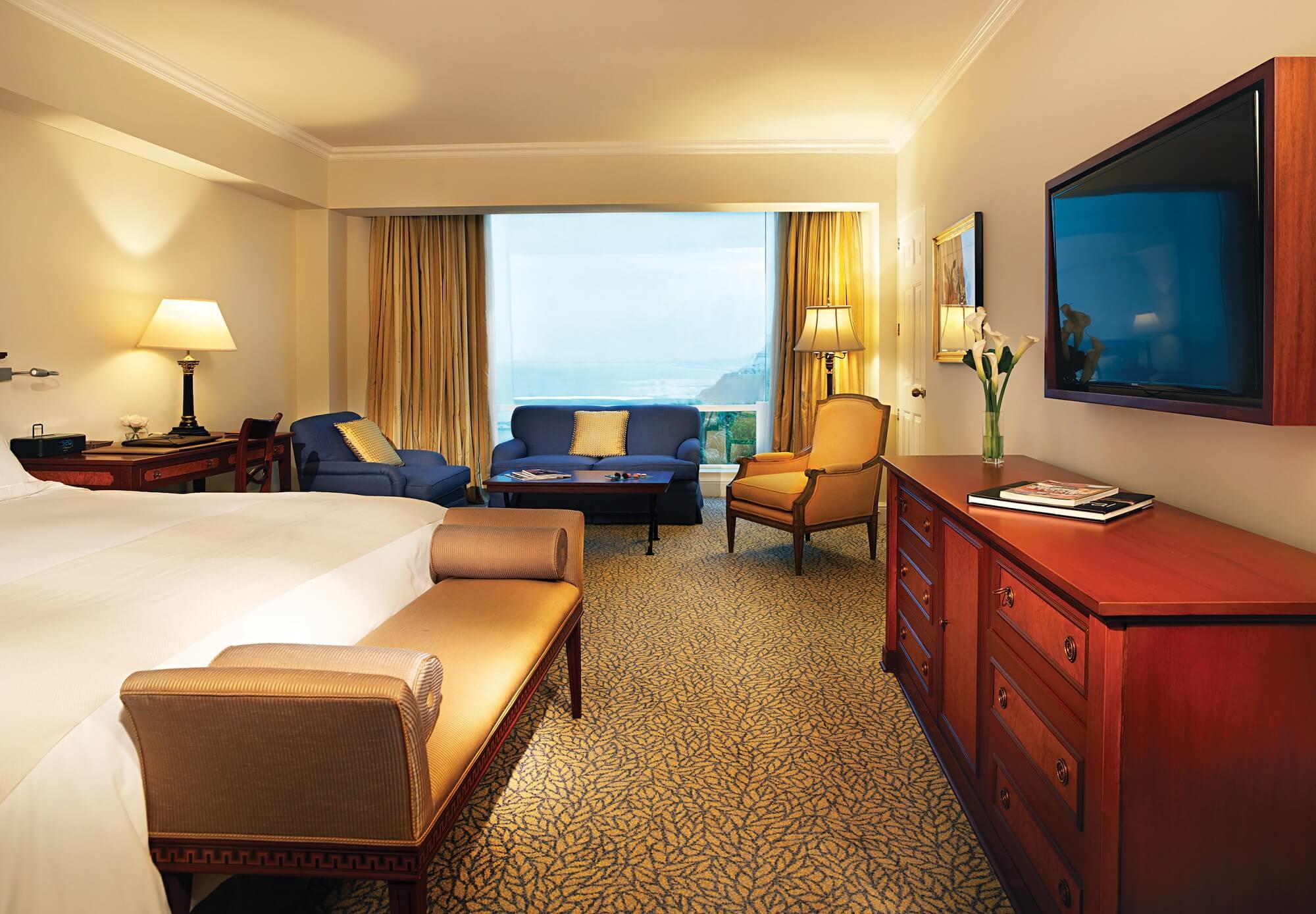 Belmond Miraflores Park Suite Deluxe Junior Ocean View