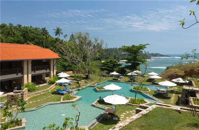 Cape Weligama Pool