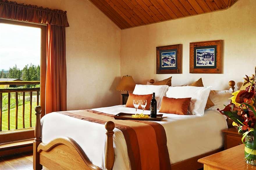 Echo Valley Ranch & Spa Doppelzimmer