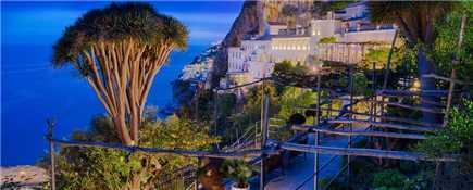 NH Collection Grand Hotel Convento di Amalfi Außenansicht