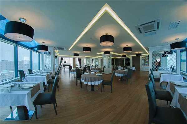 Opera Suite Hotel Yerevan Restaurant