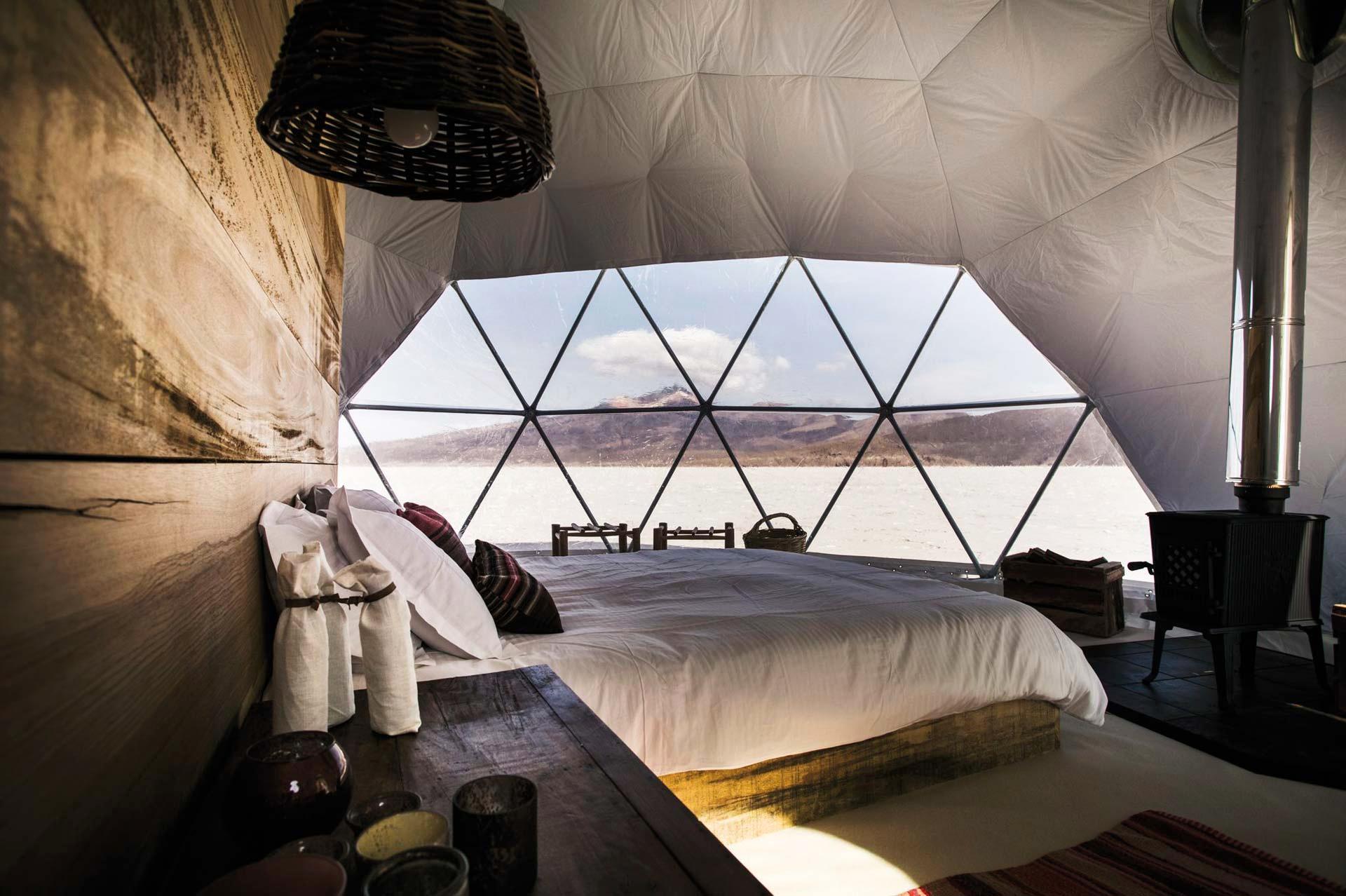 Kachi Lodge Lage Zimmeransicht