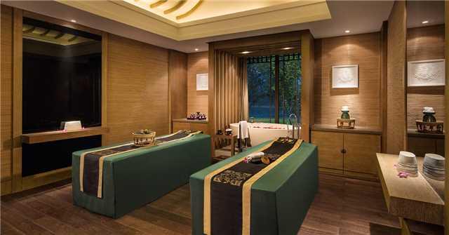 Banyan Tree Yangshuo Wellnessbereich