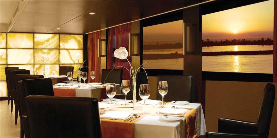 The Oberoi Zahra Restaurant