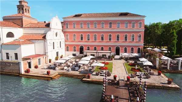 San Clemente Palace Kempinski Venice Hotelansicht