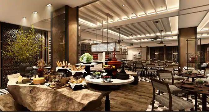 Hilton Mandalay Restaurant