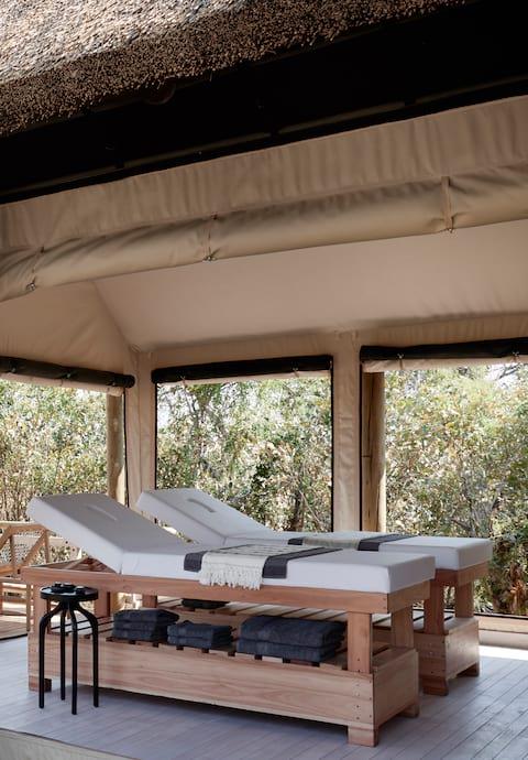 Belmond Savute Elephant Lodge Spa