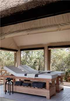 Belmond Savute Elephant Lodge Spa