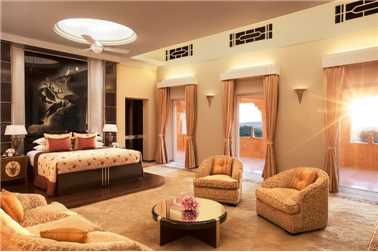 Taj Umaid Bhawan Palace Suite
