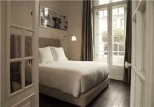 Hotel B Doppelzimmer