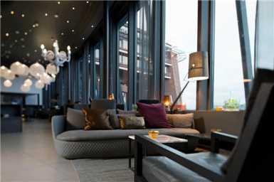 Scandic Ishavshotel Lounge