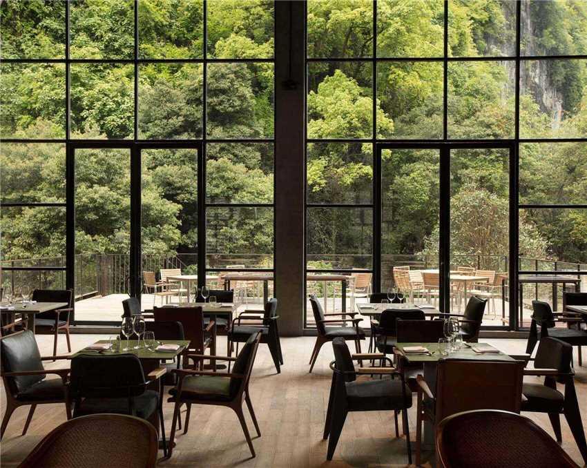 Alila Sugar House Retreat Restaurant