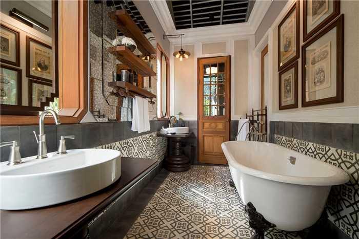 Rosewood Luang Prabang Badezimmer