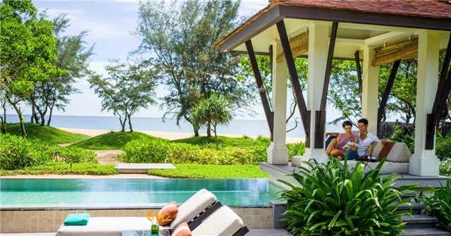 Banyan Tree Lang Co Pool
