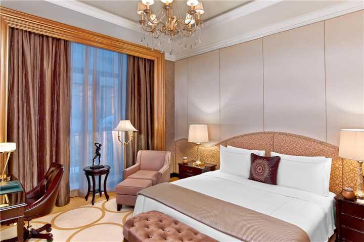 Hotel St. Regis Moskow Nikol' skaya Doppelzimmer