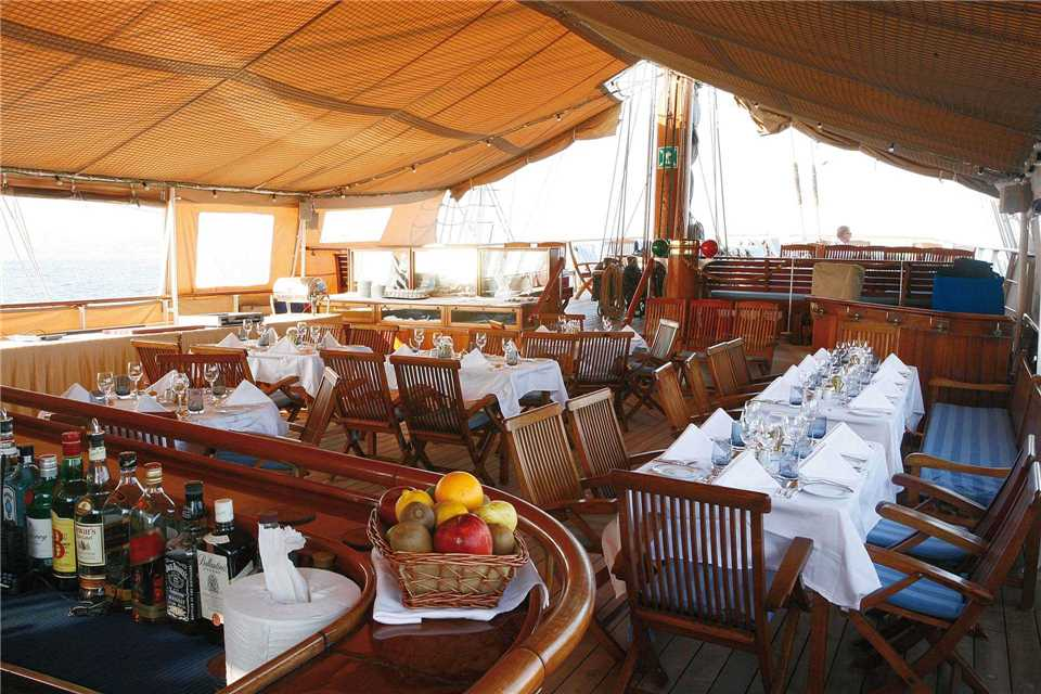 Sea Cloud Restaurant