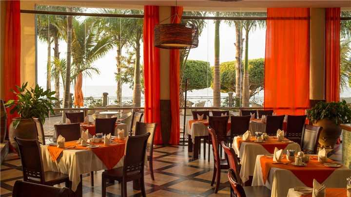 Protea Hotel Entebbe Restaurant