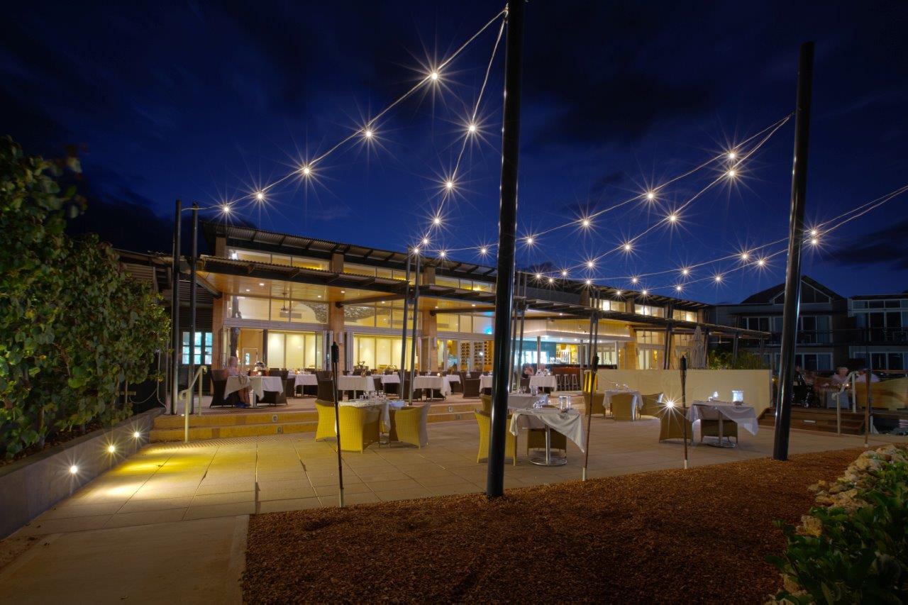 Mantarays Ningaloo Beach Resort Restaurant